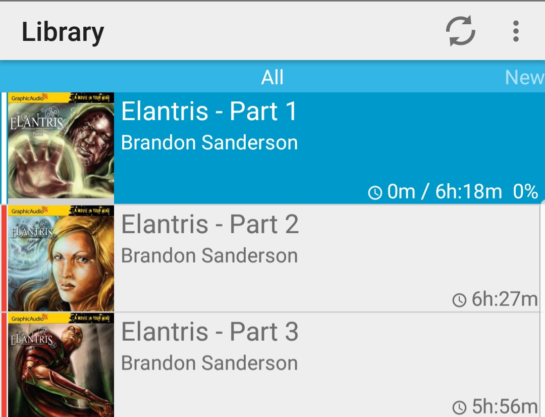 Summer Reading List: ELANTRIS by Brandon Sanderson