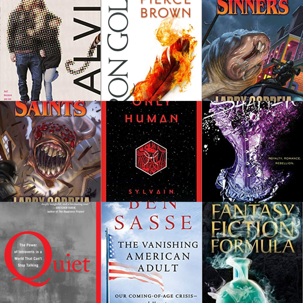 My Best Reads of 2018