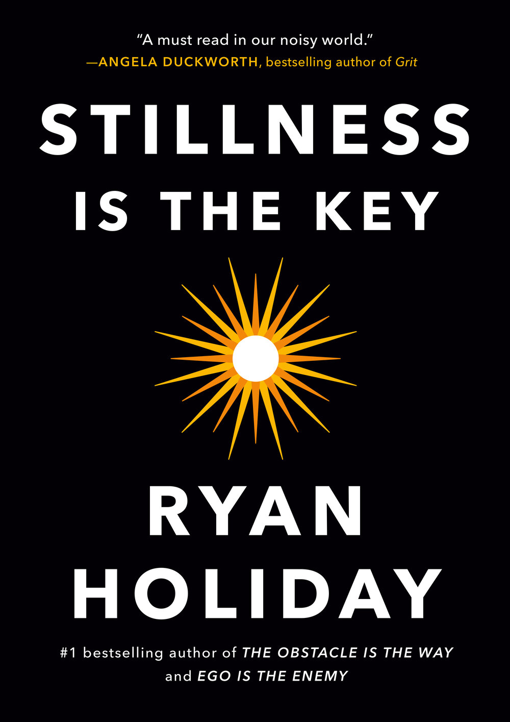 Stillness is the Key — Calm Blog
